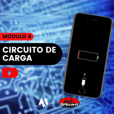 Reparación de iPhone – Circuito de carga y técnicas para reparar cortos