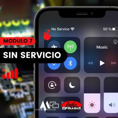 Reparación de iPhone – Fallas de señal y equipos sin IMEI