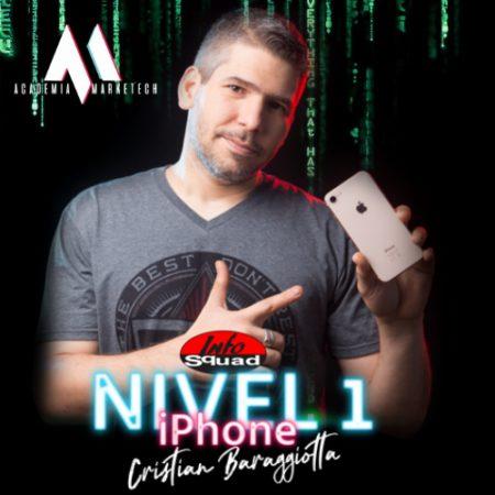 Reparación de iPhone, reballing y técnicas de soldadura-NIVEL 1